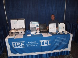 HSE Owner/President Gary Holland represents the company at the 24th annual conference of the Controlled Environment Testing Association in Las Vegas.