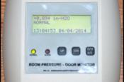 Room Pressure Logger